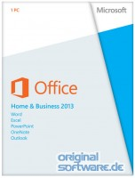 Microsoft Office Home & Business 2013 | Deutsch | Download
