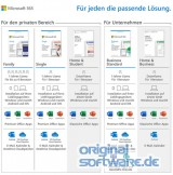 Microsoft Office 365 Personal | 1 Jahres-Lizenz | Download