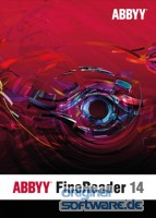ABBYY FineReader 14 Standard | DVD Version | Upgrade