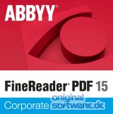 ABBYY FineReader 15 Corporate | Download Version | Upgrade