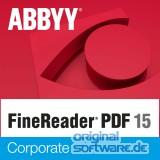 ABBYY FineReader PDF 15 Corporate   Download   Schulversion