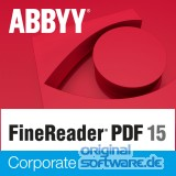 ABBYY FineReader PDF 15 Corporate | Download | für Non Profit Organisationen