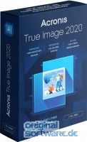 Acronis True Image 2020 Standard   5 PC/MAC   Dauerlizenz   Box
