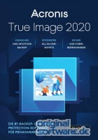 Acronis True Image 2020 Standard | 5 PC/MAC | Dauerlizenz | Download