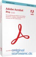 Adobe Acrobat Pro 2020 | Deutsch | Windows| macOS | DVD Vollversion
