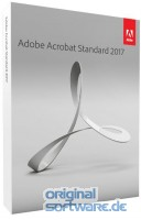 Adobe Acrobat Standard 2017 | Deutsch | Windows | DVD Version