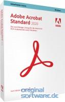 Adobe Acrobat Standard 2020 | Deutsch | Windows | DVD Vollversion