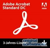 Adobe Acrobat Standard DC   Mehrsprachig   Laufzeit 3 Jahre