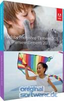 Adobe PHSP & PREM Elements 2020 | DVD | Deutsch | Windows|MAC OS | Upgrade