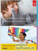 Adobe PHSP & PREM Elements 2020 Student/Teacher | Download | Deutsch | Windows