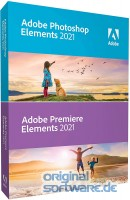 Adobe PHSP & PREM Elements 2021 | DVD | Deutsch | Windows | MAC OS | Upgrade