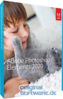Adobe Photoshop Elements 2020 | DVD | Deutsch | Windows|MAC OS | Upgrade