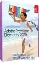 Adobe Premiere Elements 2020 | DVD | Deutsch | Windows|MAC | Upgrade