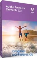 Adobe Premiere Elements 2021   DVD   Deutsch   Windows   MAC OS