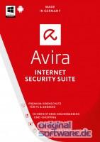 Avira Internet Security Suite 2017   1 PC+1 Android   1 Jahr Abverkauf