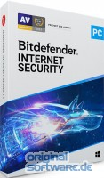 Bitdefender Internet Security 2021 | 1 Gerät | 3 Jahre