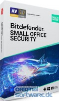 Bitdefender Small Office Security | 10 Geräte | 1 Jahr