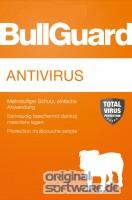 BullGuard Antivirus 2019 | 3 PCs | 1 Jahr