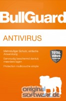 BullGuard Antivirus 2021 | 1 PC | 1 Jahr