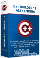 C++Builder 10.3.3 Rio Professional+1 Jahr Update Subscription| 1 Named User