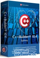 C++Builder 10.4 Sydney Architect + 1 Jahr Update Subscription| 1 Named User  Bogo-Promo