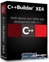 C++Builder XE4 Professional Upgrade von XE3 Abverkauf