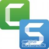 Camtasia + Snagit 2020 Bundle | Download | WIN/MAC | Staffel 15-24 Nutzer