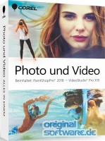 Corel Foto + Video | Download | Mehrsprachig