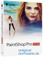 Corel PaintShop Pro 2018 | DVD | Deutsch