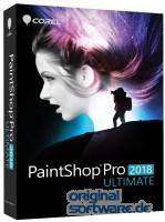 Corel PaintShop Pro 2018 Ultimate | DVD | Deutsch