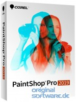 Corel PaintShop Pro 2019   DVD Version   Deutsch   Abverkauf