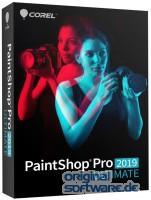 Corel PaintShop Pro 2019 Ultimate   DVD Version   Deutsch   Abverkauf