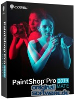 Corel PaintShop Pro 2019 Ultimate | Download Version | Mehrsprachig | Abverkauf