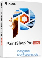 Corel PaintShop Pro 2020 | DVD Version | Deutsch
