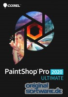 Corel PaintShop Pro 2020 Ultimate | Download | Mehrsprachig