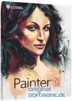 Corel Painter 2018 | DVD Version | Upgrade | Mehrsprachig