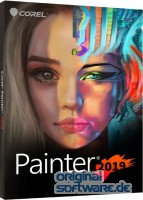 Corel Painter 2019 | DVD Schulversion | Mehrsprachig