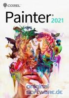 Corel Painter 2021 | Mehrsprachig | Vollversion | Download