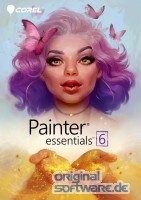 Corel Painter Essentials 6 | Download | Vollversion