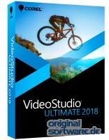 Corel VideoStudio Ultimate 2018 | DVD