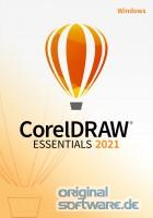 CorelDRAW Essentials 2021 | Mehrsprachig | Download