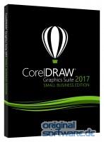 CorelDRAW Graphics Suite 2017 Small Business Edition | Deutsch | DVD