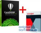 CorelDRAW Graphics Suite 2018 + MindManager 15|Schüler|Student|Lehrer