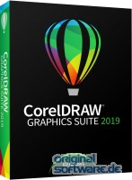 CorelDRAW Graphics Suite 2019 | DVD | Windows | Vollversion | Abverkauf