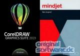 CorelDRAW Graphics Suite 2019 + MindManager 16 | Schulversion | Windows