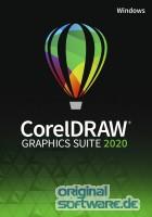 CorelDRAW Graphics Suite 2020   Windows   Dauerlizenz   Mehrsprachig   Download