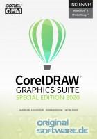 CorelDRAW Graphics Suite 2020 (V.22) Special Edition   Download   OEM Vollversion