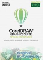 CorelDRAW Graphics Suite 2020 Special Edition | Download | OEM Vollversion