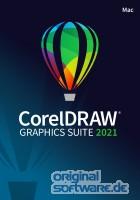 CorelDRAW Graphics Suite 2021   MAC   365 Tage Laufzeit   Mehrsprachig