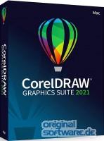 CorelDRAW Graphics Suite 2021 | MAC | Dauerlizenz | Deutsch | Slim Case